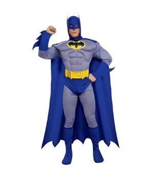 "BATMAN ""ODWAŻNI I BEZWZGLĘDNI"" DLX MĘSKI BATMAN"