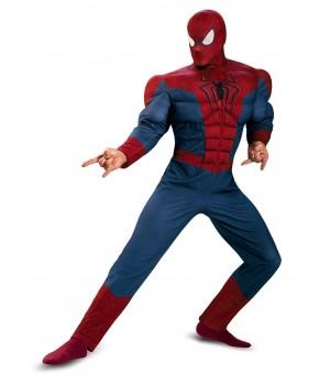 SPIDER MAN 2 ZESTAW KOSTIUMOWYDELUXE