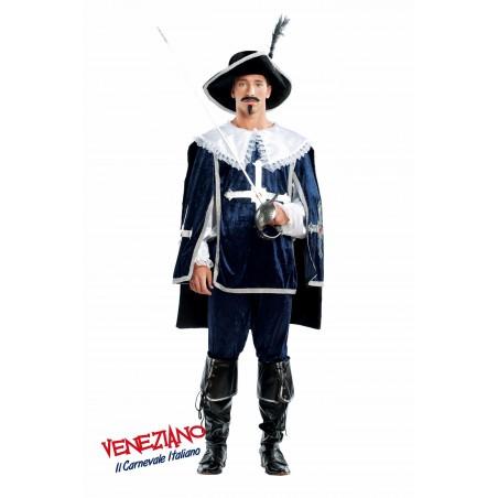 MUSZKIETER D'ARTAGNAN PREMIUM MĘSKI Veneziano Costumi