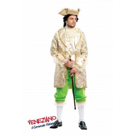 HRABIA FRANCJA XVII WIEK MĘSKI Veneziano Costumi