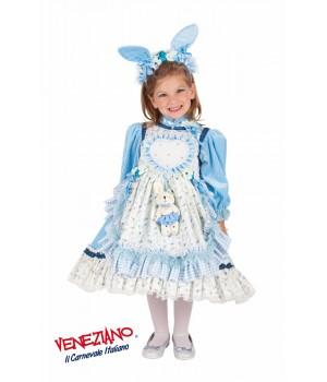 ALICJA W KRAINIE CZARÓW BABY PREMIUM DZIECIĘCY Veneziano Costumi
