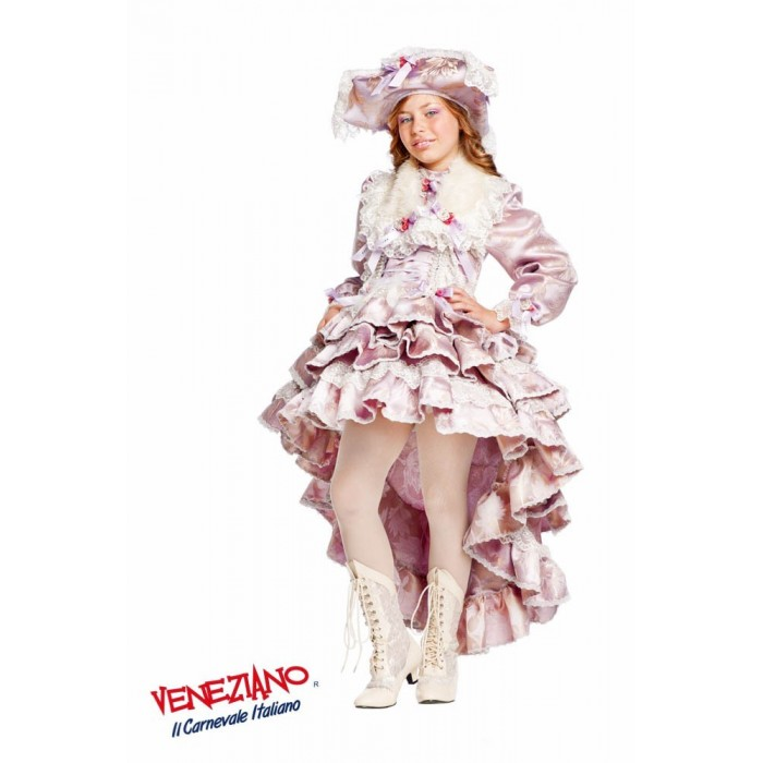 KSIĘŻNA FRANCJI PREMIUM DZIEWCZĘCY Veneziano Costumi