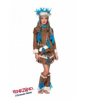 INDIANKA D'AMERICA PREMIUM DZIECIĘCY Veneziano Costumi