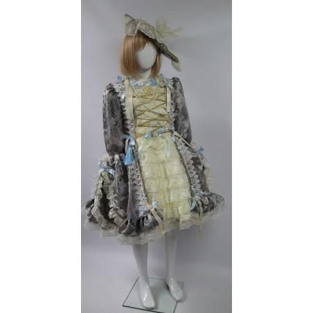 KRÓLOWA MARIA ANTONINA PREMIUM DZIECIĘCY Veneziano Costumi