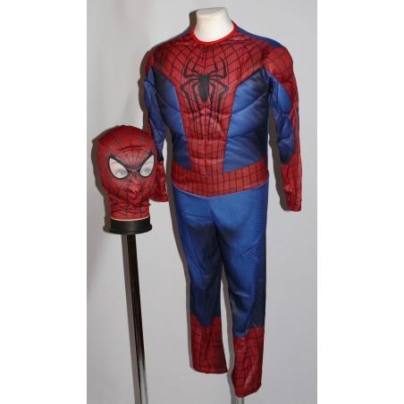 Marvel DC Comics NIESAMOWITY SPIDER MAN 2 DLX DZIECIĘCY MARVEL ALLEKOSTIUM