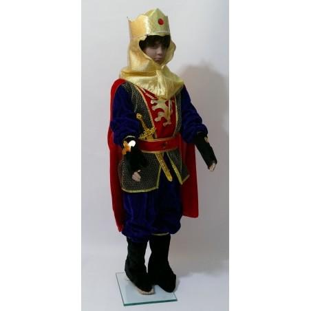 RYCERZ TAMPLARIUSZ PREMIUM DZIECIĘCY Veneziano Costumi