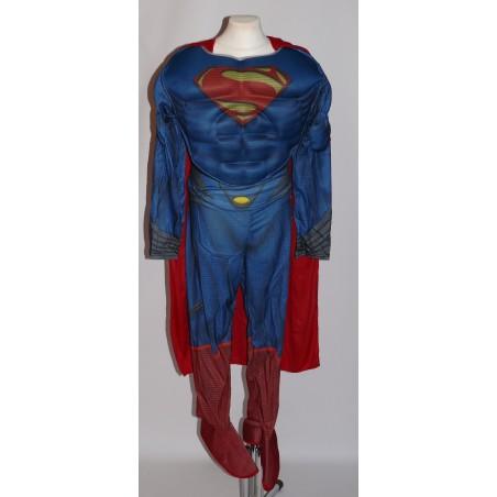 SUPERMAN CZŁOWIEK ZE STALI DLX DZIECIĘCY SUPERMAN