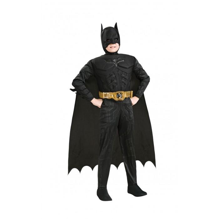 Marvel DC Comics BATMAN MROCZNY RYCERZ DLX DZIECIĘCY ALLEKOSTIUM