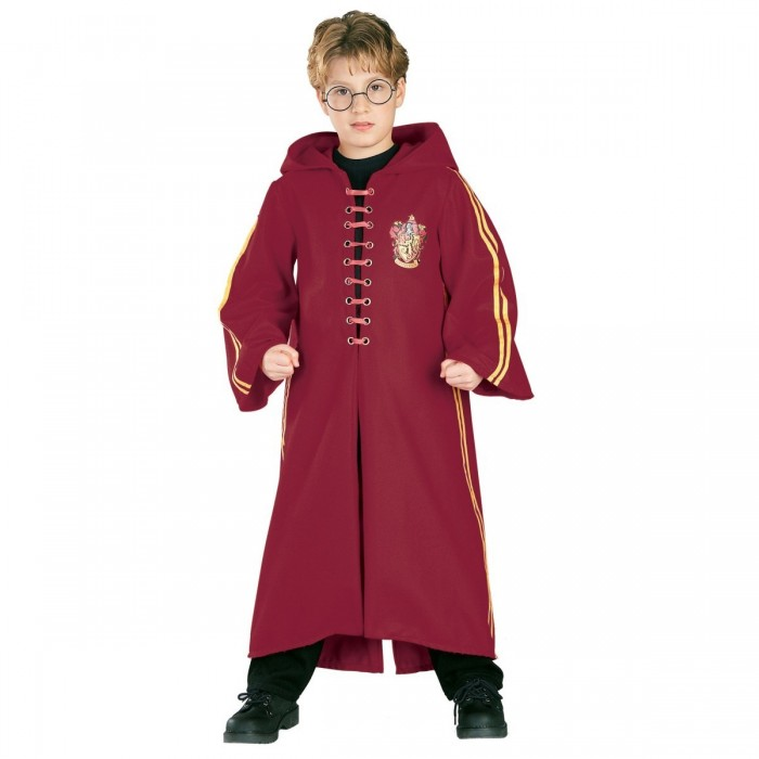HARRY POTTER SZATA QUIDDITCH DLX HARRY POTTER
