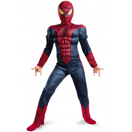 SPIDER MAN NIESAMOWITY DLX MŁODZIEŻOWY SPIDER MAN