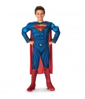SUPERMAN CZŁOWIEK ZE STALI DLX DZIECIĘCY