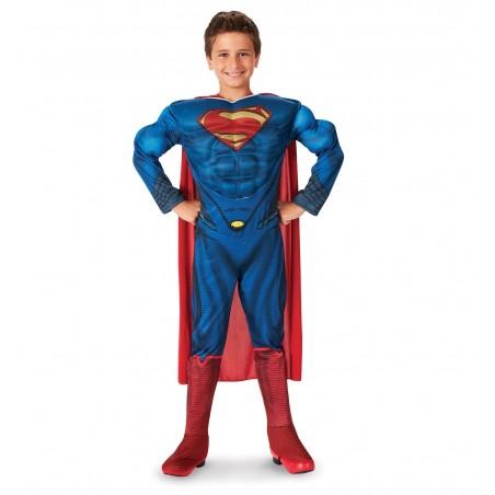 SUPERMAN CZŁOWIEK ZE STALI DELUXE DZIECIĘCY