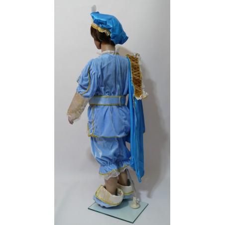 LAZUROWY KSIĄŻĘ PREMIUM DZIECIĘCY Veneziano Costumi
