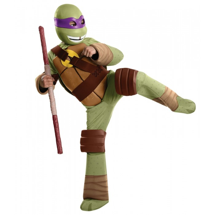 WŻN DONATELLO DLX DZIECIĘCY TEENAGE MUTANT NINJA TURTLES