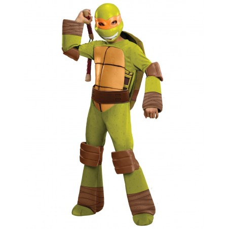 WŻN MICHELANGELO DLX DZIECIĘCY TEENAGE MUTANT NINJA TURTLES