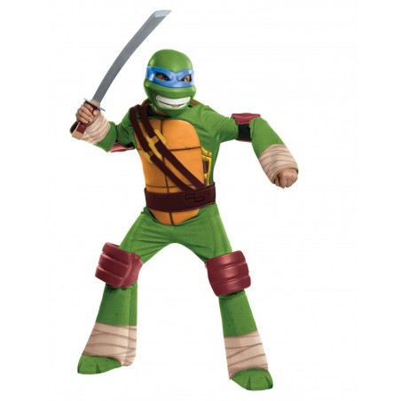 WŻN LEONARDO DLX DZIECIĘCY TEENAGE MUTANT NINJA TURTLES