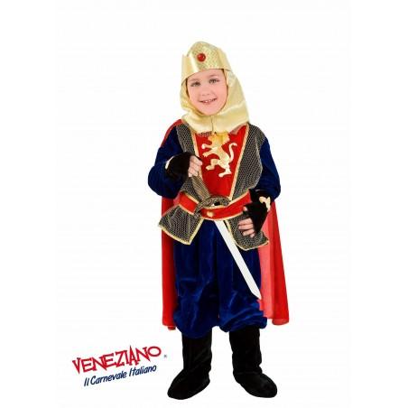 RYCERZ TEMPLARIUSZ PREMIUM DZIECIĘCY Veneziano Costumi