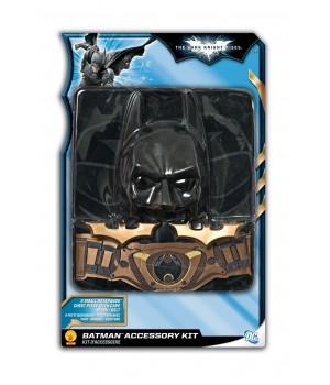 Marvel DC Comics BATMAN ZESTAW DZIECIĘCY ALLEKOSTIUM