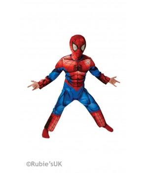 SPIDER MAN ULTIMATE DLX DZIECIĘCY