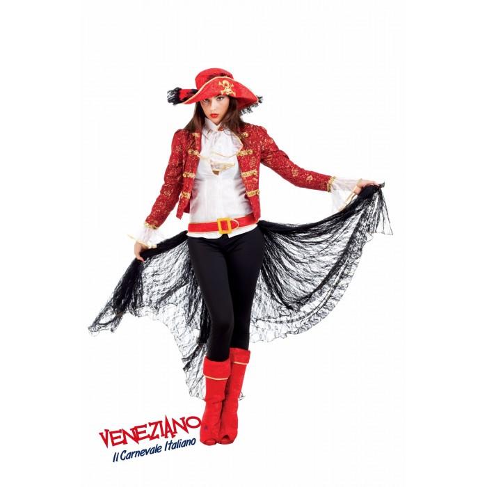LADY KORSARKA PREMIUM DAMSKI Veneziano Costumi
