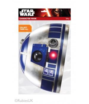 R2-D2 MASKA KARTONOWA