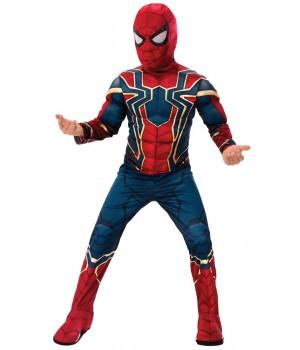 SPIDER MAN WOJNA BEZ GRANIC DZIECIĘCY DLX