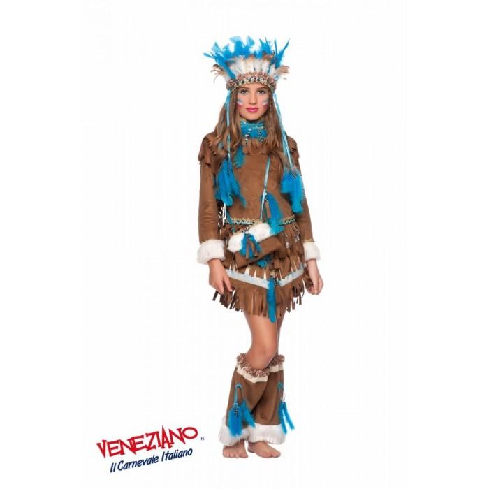 INDIANKA D'AMERICA PREMIUM MŁODZIEŻOWY Veneziano Costumi