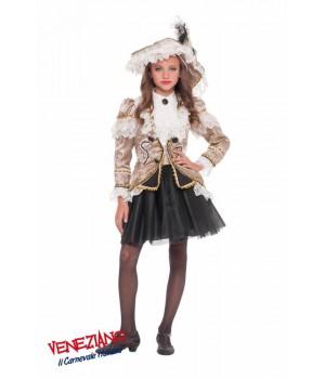 KORSARKA PIRATKA BUKANIERKA PREMIUM MŁODZIEŻOWY Veneziano Costumi