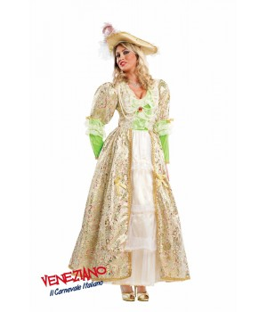 HRABINA FRANCJA XVII WIEK PREMIUM KOSTIUM DAMSKI Veneziano Costumi