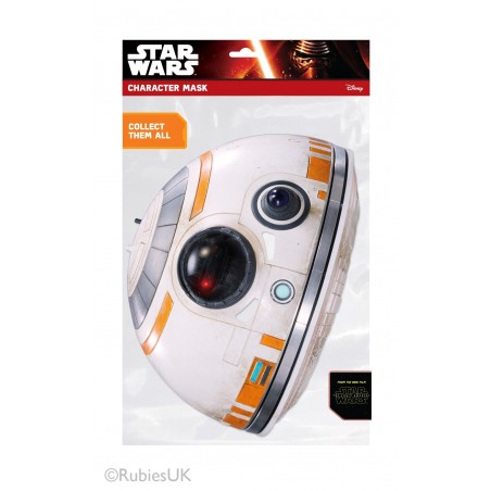 BB-8 MASKA KARTONOWA STAR WARS