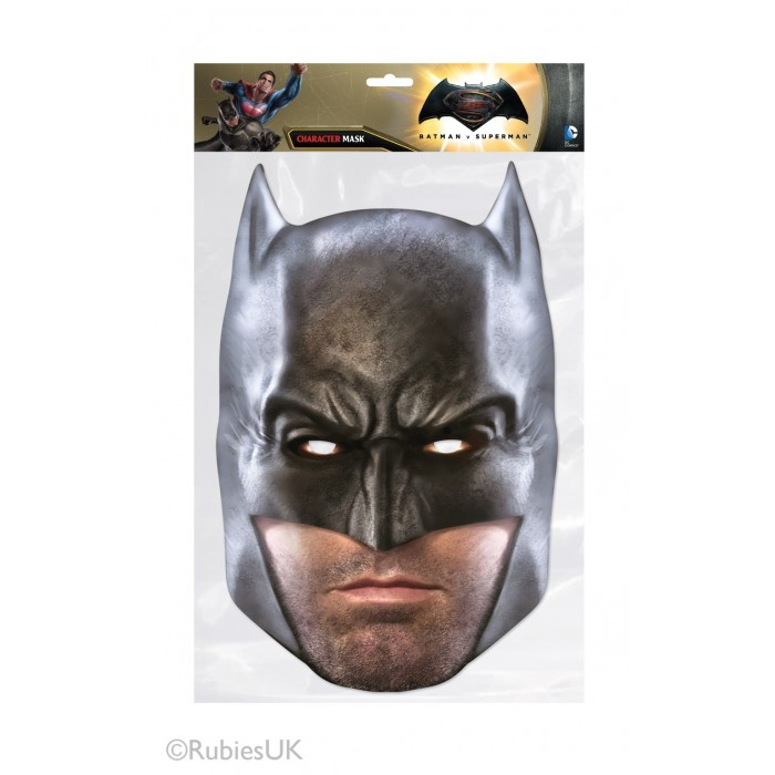BATMAN V SUPERMAN MASKA KARTONOWA BATMAN