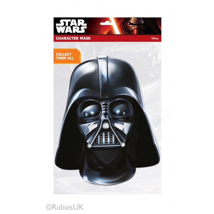 DARTH VADER MASKA KARTONOWA STAR WARS