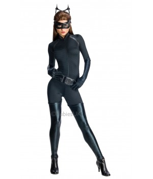 KOBIETA KOT CATWOMAN DLX DAMSKI SECRET WISHES