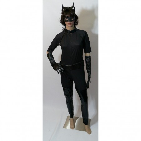 KOBIETA KOT CATWOMAN DLX DAMSKI SECRET WISHES BATMAN